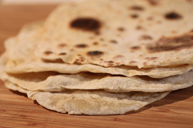 Learn how to make real food basics, like tortillas!